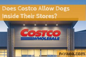 costco dog policy