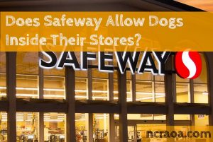 safeway dogs policy
