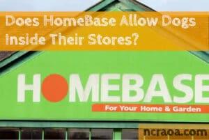 homebase dog policy