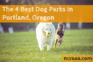 dog parks portland OR