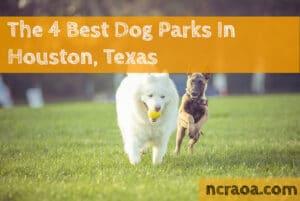 houston dog parks