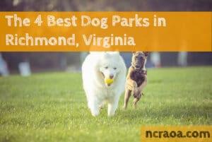 richmond dog parks